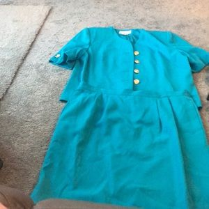 Women's skirt suit size 18W